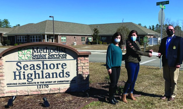 Seashore Highlands Retirement Community Receives Telehealth Grant