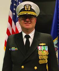 Pass Christian Veteran Takes Command