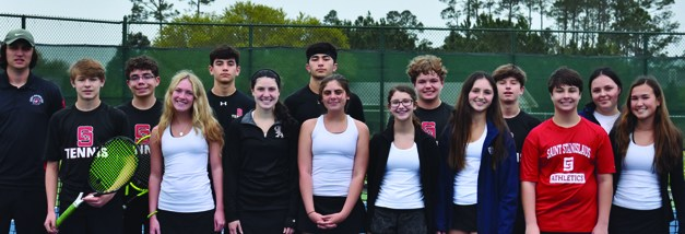 SSC/OLA Tennis Claims Division 8-4A Title