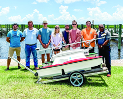 Pearl River Adds Coastal Mapping Course
