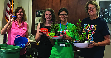 Pass Christian Garden Club Hosts Pollination Power Programs
