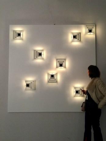applique attribuée à JACQUES BINY galerie HERVOUET