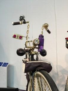 "Cité du design, exposition ""Foot Work"", ""East Side Riders"" de King Wayne"