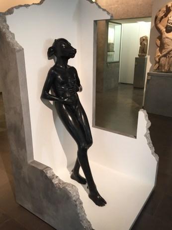 P.Nourry,Standing Holy Daughter,©thegazeofaparisienne