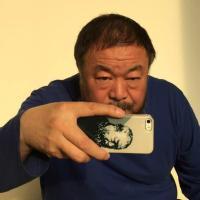 Ai Weiwei as Antibuddha