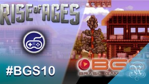 Área Indie Entrevista Rise of Ages na #BGS10
