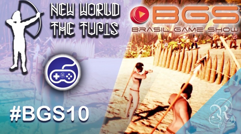 Área Indie Entrevista New World The Tupis #BGS10
