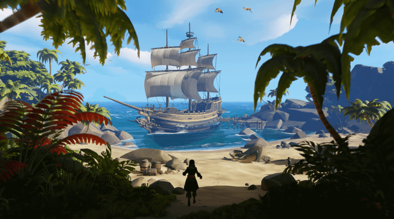 Anunciada data de lançamento de Sea of Thieves