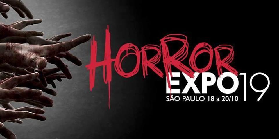 Feira internacional do gênero horror/terror chega ao Brasil! Conheça a HORROR EXPO 2019!