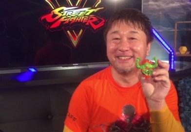 Yoshinori Ono confirmado para BGS 2019