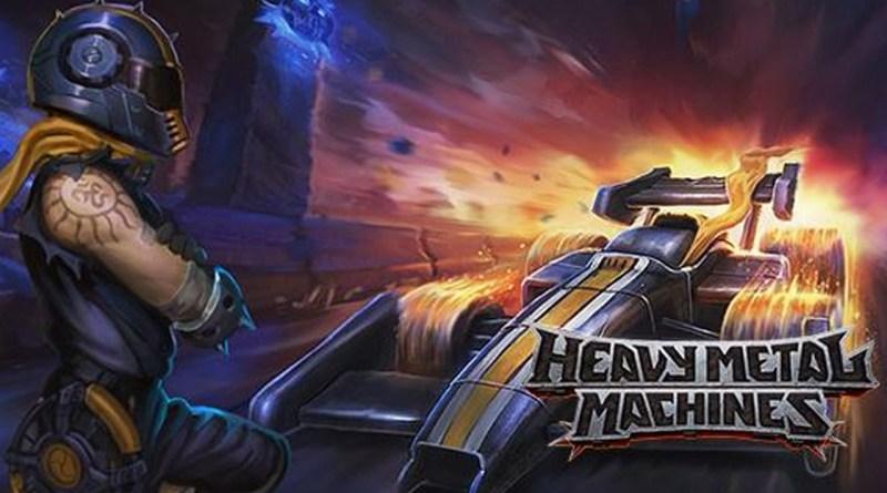 Hoplon anuncia suporte para gamepad e modo ranqueado em Heavy Metal Machines