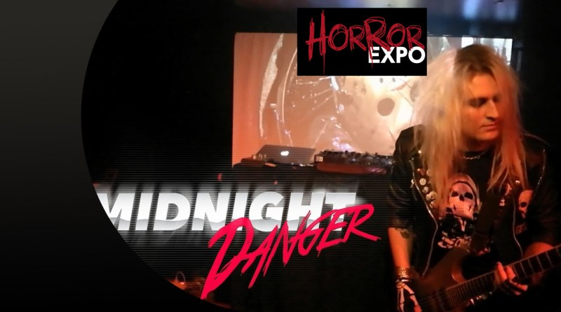 MIDNIGHT DANGER, FENÔMENO DO SYNTH-RETROWAVE, É ATRAÇÃO CONFIRMADA!