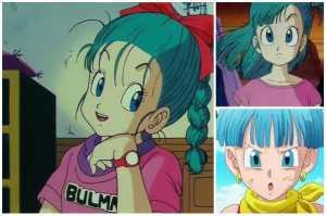 Bulma de Dragon Ball