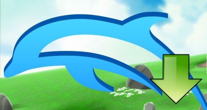 dolphinlogodownload