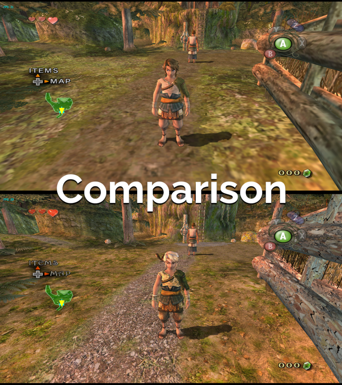 insane slug hd texture pack comparison
