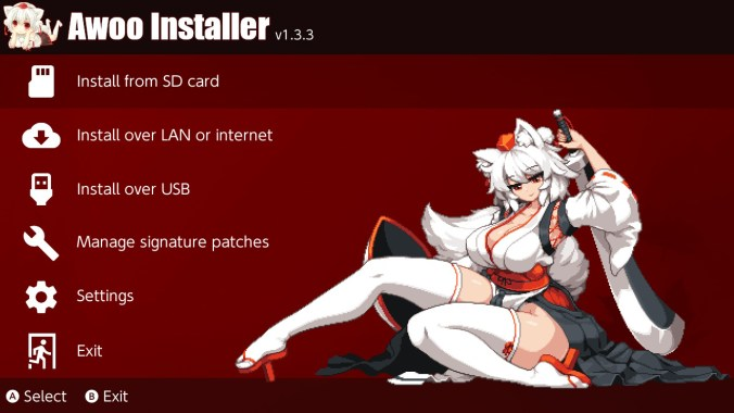 Awoo Launcher