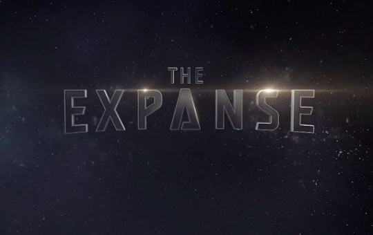 The Expanse title