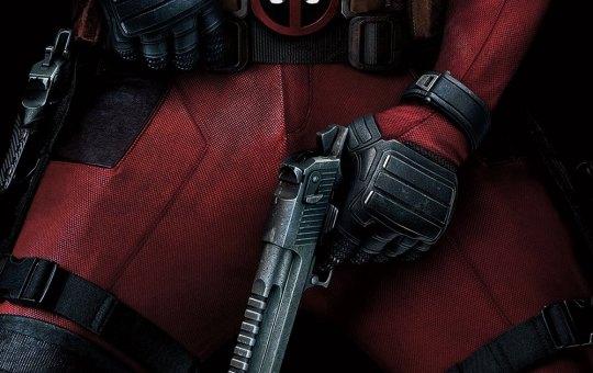 Deadpool movie poster