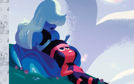 Ruby and Sapphire's Story Steven Universe The Answer