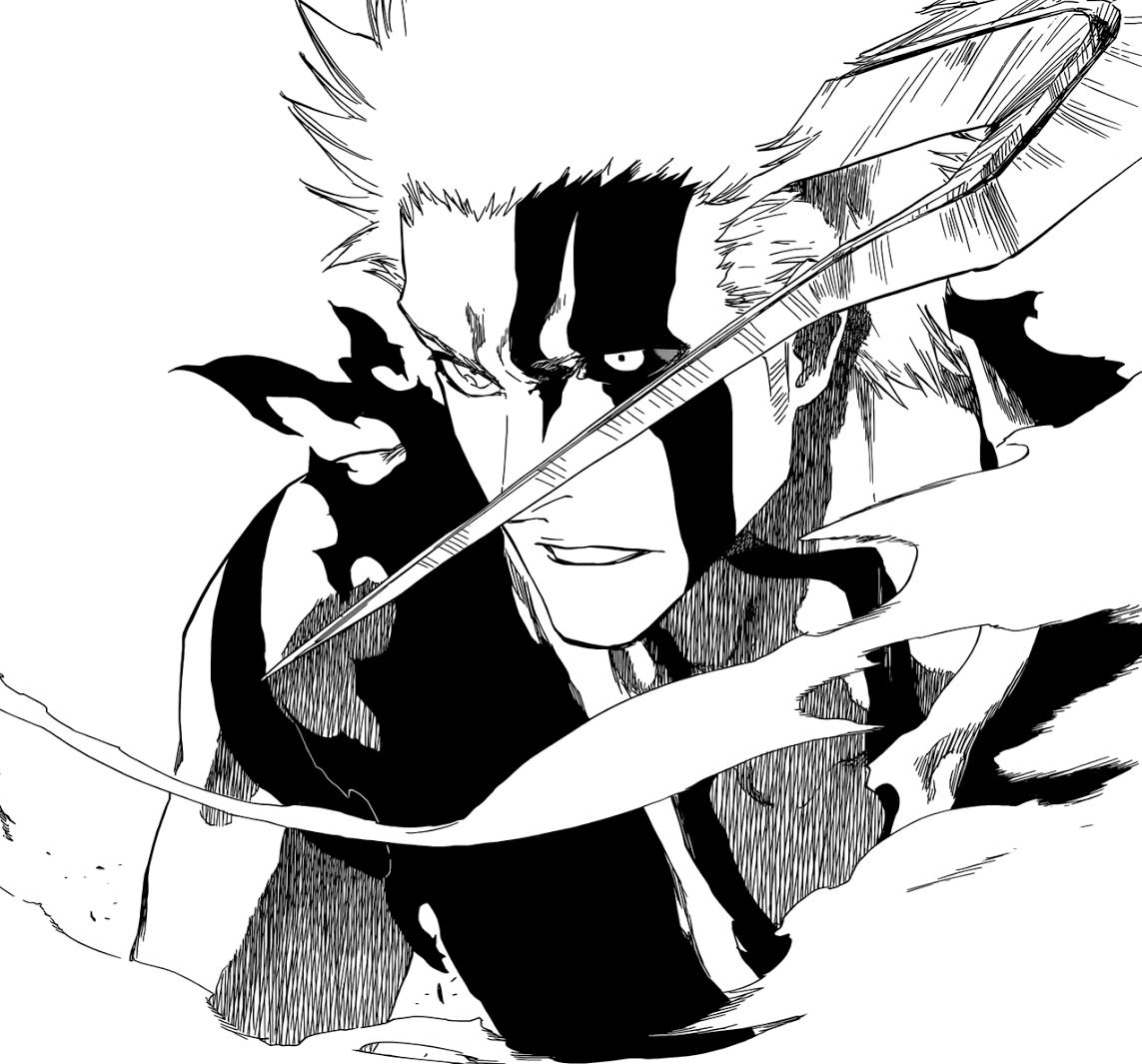 ichigo kurosaki reveals new form in bleach manga chapter 675