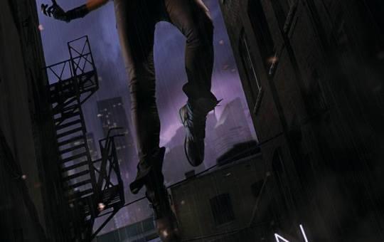 Rain Poster Storm X-Men Maya Glick