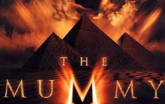 The Mummy Title