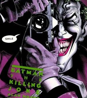 Batman The Killing Joke Comic Cover