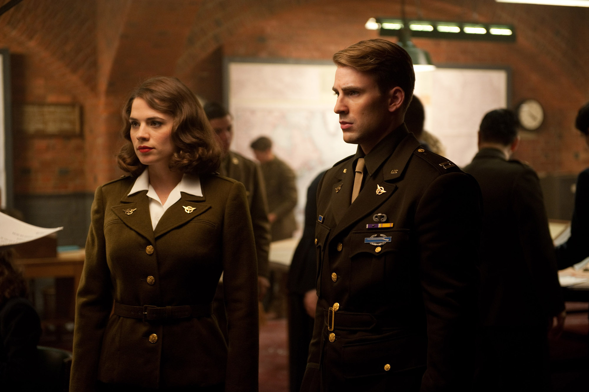Image result for MCU Captain America and Peggy