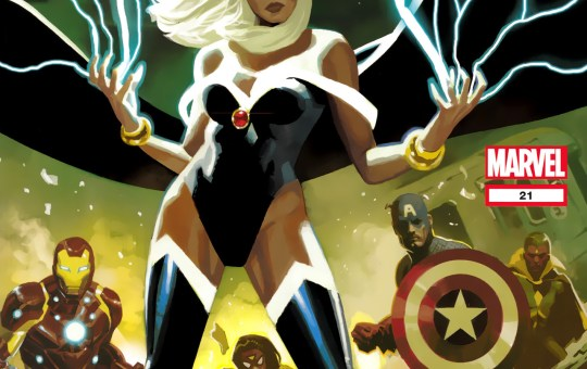 X-Men Storm Avengers