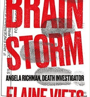 Brain Storm Elaine Viets