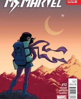 Ms Marvel Kamala Khan Issue 12 Marvel Now!