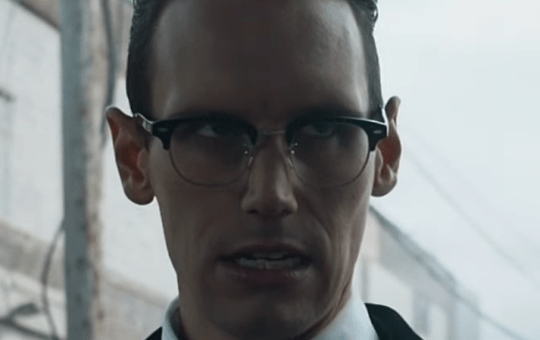 Gotham 3 episode 9 The Executioner