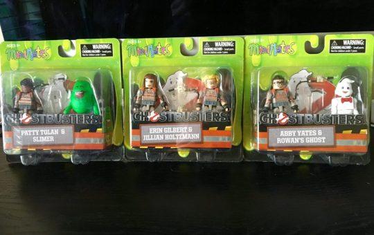 Ghostbusters 2016 Minimates