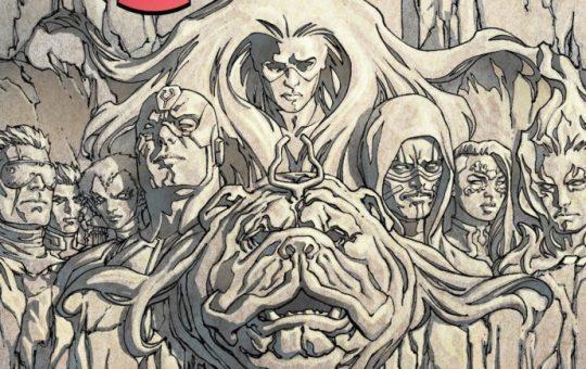 Extraordinary X-Men Issue 17 Storm IvX Inhumans vs X-Men
