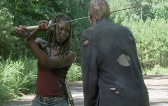 Sing Me a Song the Walking Dead Michonne