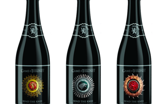 Bend the Knee Ommegang Game of Thrones Beer GQ