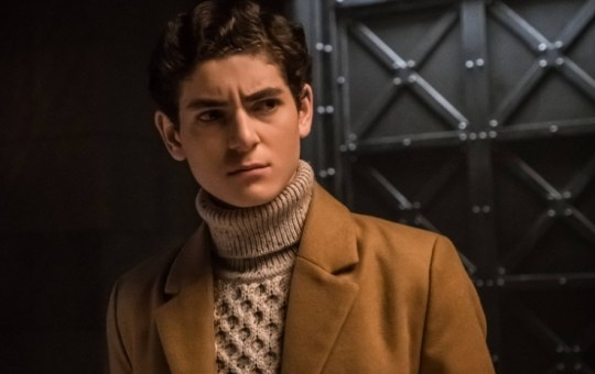 Gotham Season 3 episode 20 Pretty Hate Machine