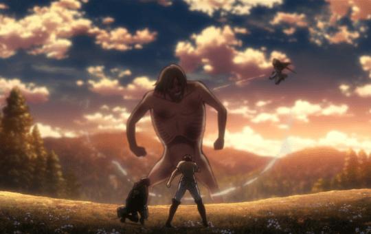 Attack on Titan Scream