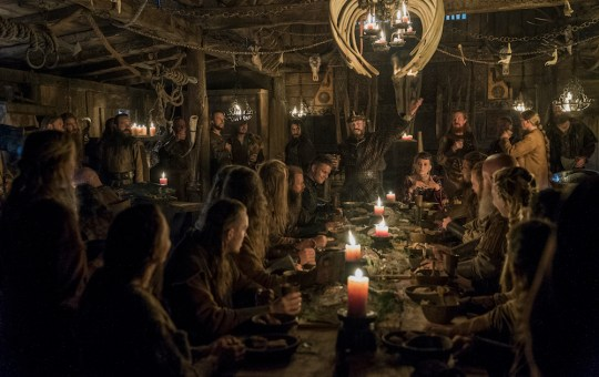 the message vikings