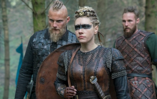 moments of vision vikings lagertha bjorn ubbe