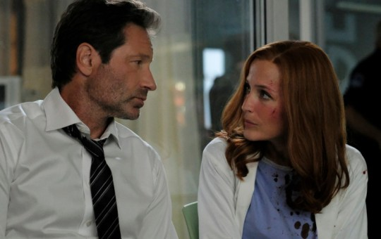 my struggle III mulder scully the x-files