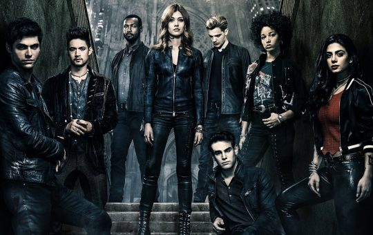 Shadowhunters season 3 cast