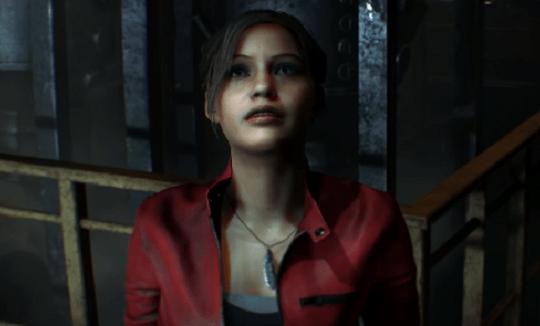 Resident Evil 2 remake claire redfield Capcom