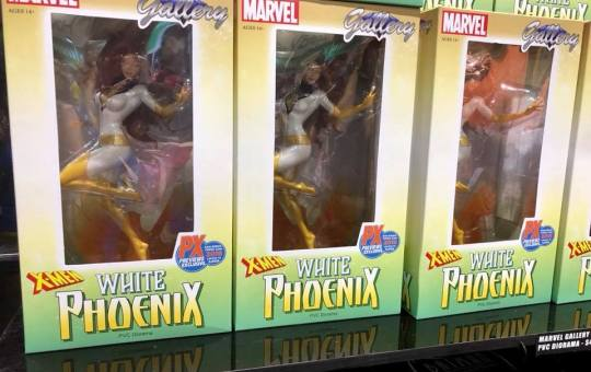 diamond select toys sdcc 2018 white phoenix