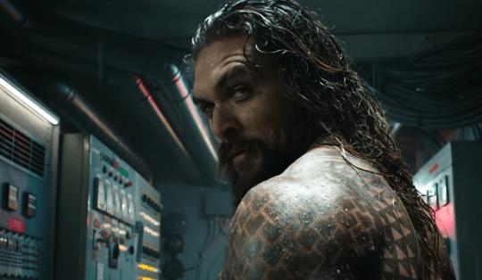 Aquaman Trailer SDCC 18 Day 3