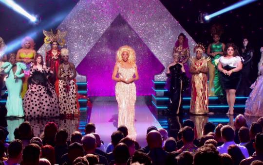 RuPaul's Drag Race Season 10 ratings