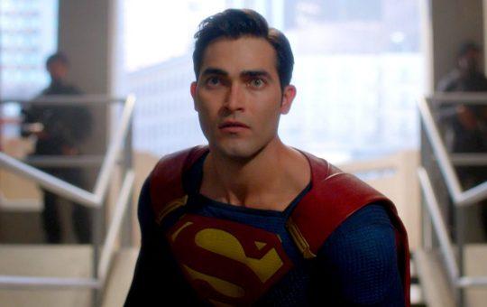 Tyler Hoechlin Superman Lois Lane
