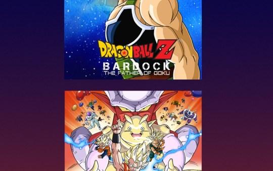 Dragon Ball Z Saiyan Double Feature Fathom Events November 2018
