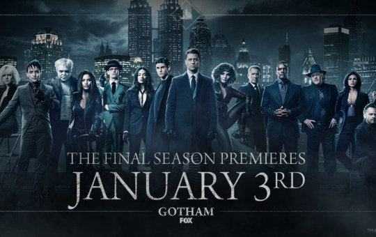 Gotham Season 5 premiere January 2019
