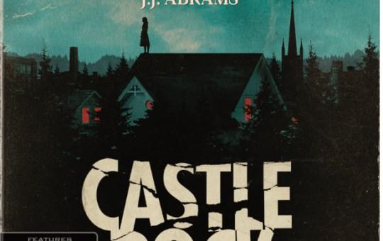 Castle Rock The Complete First Season Blu-ray DVD 4K Digital release